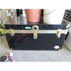 Metal Clad Storage Trunk