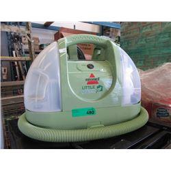 Bissell Little Green Machine - Store Return