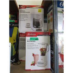 Blender & 2 Coffeemakers - Store Returns
