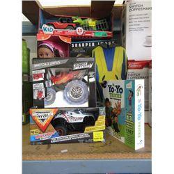 10 Assorted Children's Toys - Store Returns