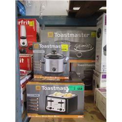 5 Toastmaster Small Kitchen Appliances