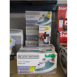 6 Black & Decker Small Kitchen Appliances