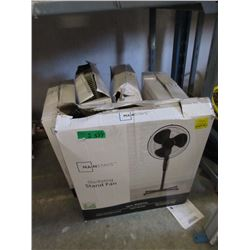 5 Assorted Electric Fans - Store Returns