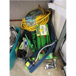 5 Assorted Hoses & Sprinklers - Store Returns