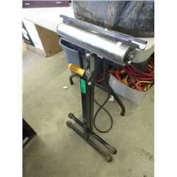Table Saw Expansion Roller