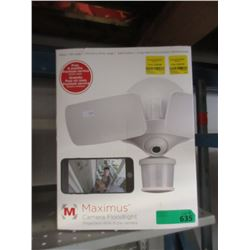 Maximus Camera Floodlight - Store Return