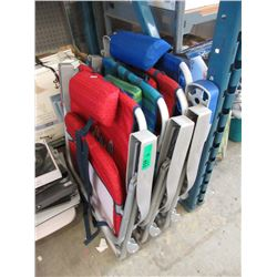 4 Lawn Chairs - Store Returns