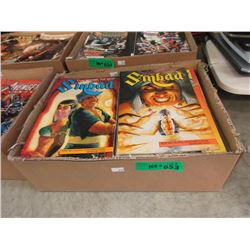 100+ Assorted Comic Books