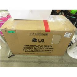 LG Microwave Oven - Store Return