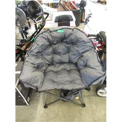 Wide Folding Camp Chair - Store Return