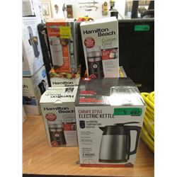 6 Pieces of Household Merchandise