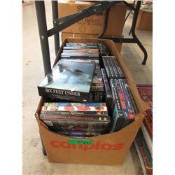 40+ DVD Movies