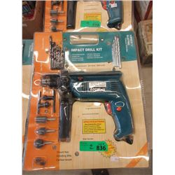 2 New Electric Impact Drills