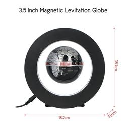 MAGNETIC LEVITATION FLOATING WORLD GLOBE