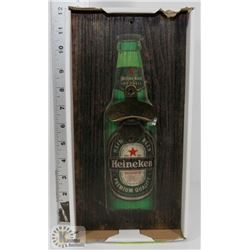 HEINEKEN BOTTLE OPENER