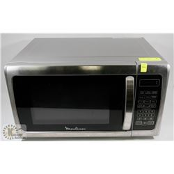 MOULINEX STAINLESS MICROWAVE
