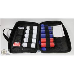 BICYCLE POKER SET IN CASE