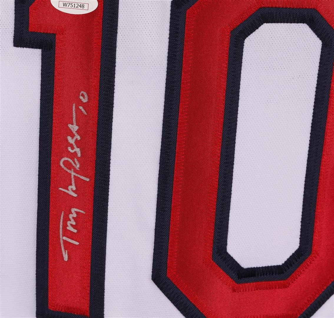 St Luis Cardinals Tony Larussa Autographed Jersey
