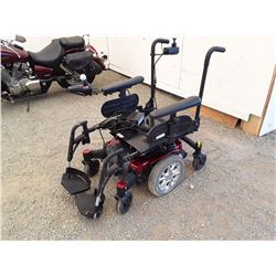 0A --  CHINOOK G2 POWER CHAIR