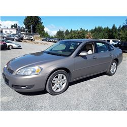 E6 --  2006 CHEVROLET IMPALA LTZ  , Brown , 180799  KM's