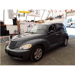 "A1 --  2006 CHRYSLER PT CRUISER , Green , 204756  KM's ""NO RESERVE"""