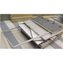 Pallet Display Boards, Shelf Panels, Hangers, etc