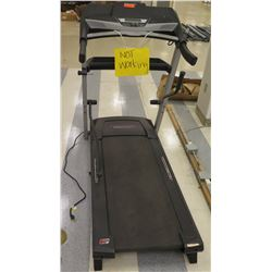Pro Form Crosswalk Fit Exercise Treadmill - Not Working