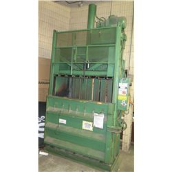 Waste Management Cardboard Baler