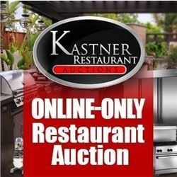 WELCOME TO KASTNER'S TIMED RESTAURANT AUCTION!