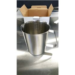 1500ML HEAVY DUTY STAINLESS GRADUATED MEASURE