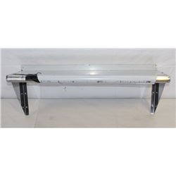 "WALL MOUNT SHELF 14""X36"" S/S"