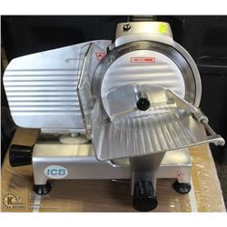"NEW ICB, 10"" HBS 200 COMMERCIAL MEAT SLICER"