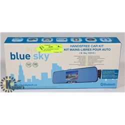 BLUE SKY HANDSFREE CAR KIT INCL BLUETOOTH