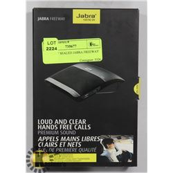 FACTORY SEALED JABRA FREEWAY