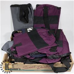 LOT OF 13 NEW SCOOTER BAGS