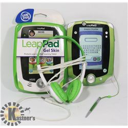 LEAPFROG LEAPPAD 2 WITH CASE AND HEADPHONES