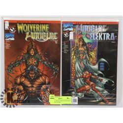 MARVEL DEVIL'S REIGN CHAPTERS 5 & 6 COMIC BOOKS,