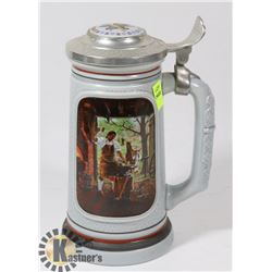 1986 AVON BLACKSMITH STEIN