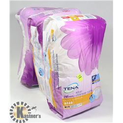 BUNDLE OF TENA WOMENS ACTIVE UNDERWEAR