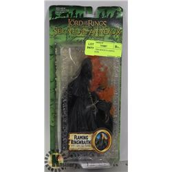 LORD OF THE RINGS FLAMING RINGWRAITH
