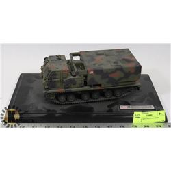 U.S. M270 MULTIPLE LAUNCH SYSTEM