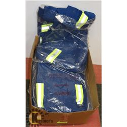 LOT OF 7 SAFE PRO PULLOVERS, SIZE 50