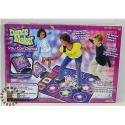 DANCE MAKER YOU CAN DANCE