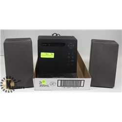 SONY IPOD/IPHONE/MP3/CD STEREO