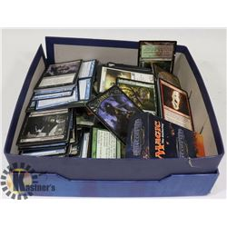 "BOX OF OVER 1000 MAGIC ""THE GATHERING"" COLLECTOR"