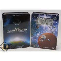COLLECTOR'S EDITION PLANET EARTH & MYSTERIES OF