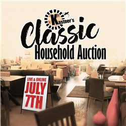 CHECK OUT THIS SUNDAY'S MAIN EVENT AUCTION!