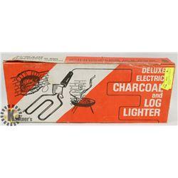 CHROMALOX ELECTRIC CHARCOAL & LOG LIGHTER