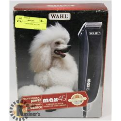 WAHL PET GROOMER MAX 45