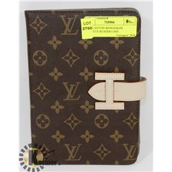 LOUIS VITTON MONOGRAM TABLET/E-READER CASE